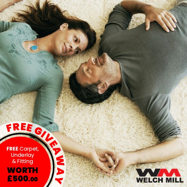 Do you want to win free carpets worth £500?